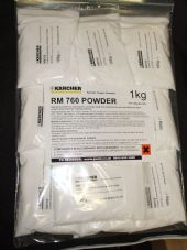 Karcher RM760 Press & Ex Powder 1Kg (apprx) Packet